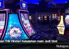 Panduan Trik Hindari Kekalahan main Judi Slot