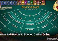 Permainan Judi Baccarat Sbobet Casino Online